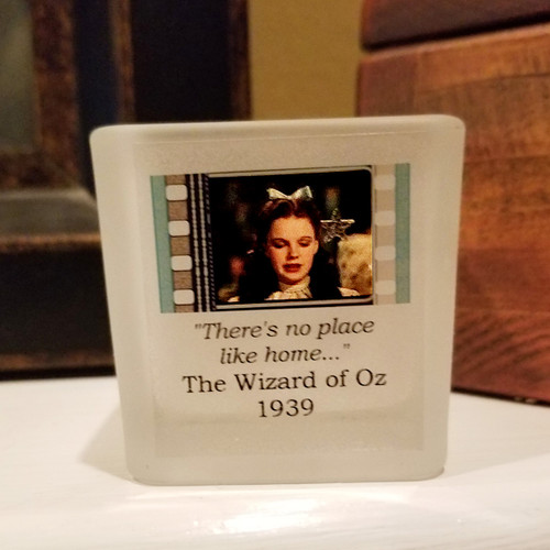 Wizard of Oz - No place like home Votive Holder