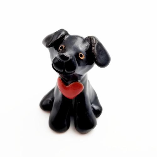 Little Guys - Puppy Love Black