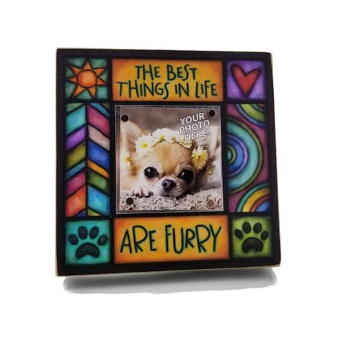 Wood Art Frames - Furry