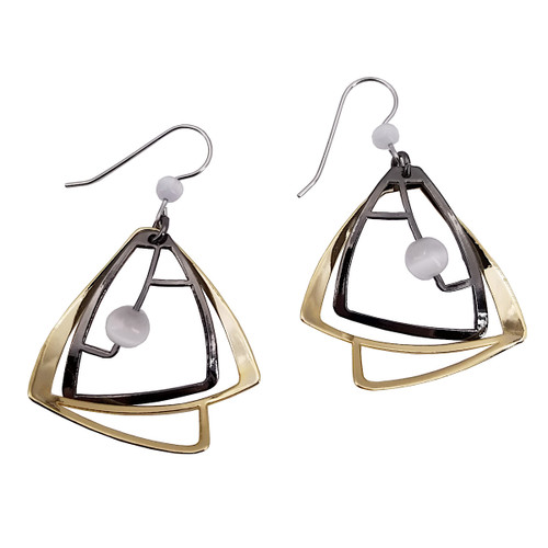 Christophe Poly Dancing Dames Earrings