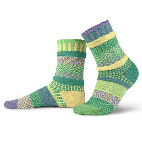 Solmate Socks - Chick-a-dee