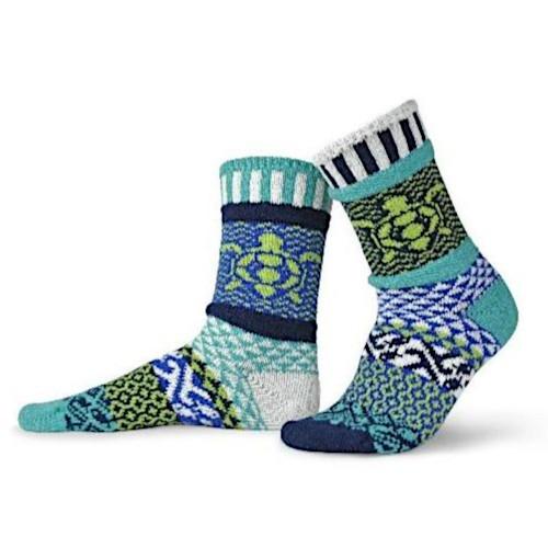 Solmate Socks - Ocean