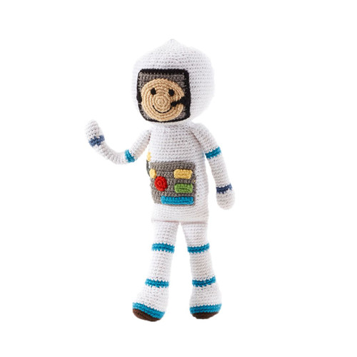 Spaceman Rattle