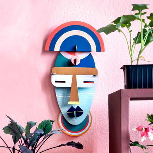 Brooklyn Wall Mask