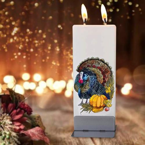 Flatyz Candle - Thanksgiving Turkey