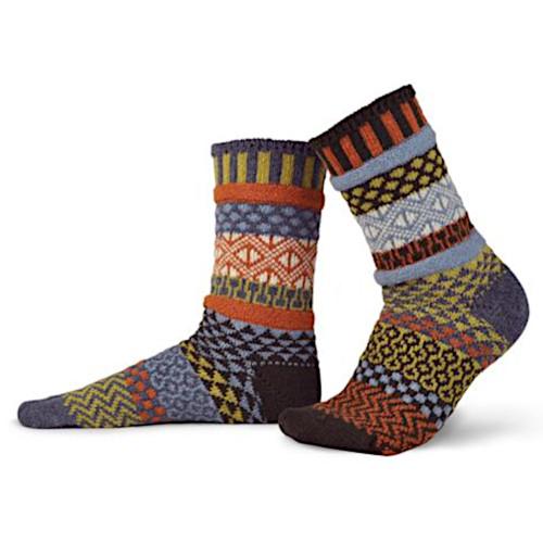 Solmate Wool Socks - Ponderosa