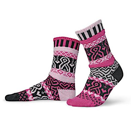 Solmate Socks - Pinktober