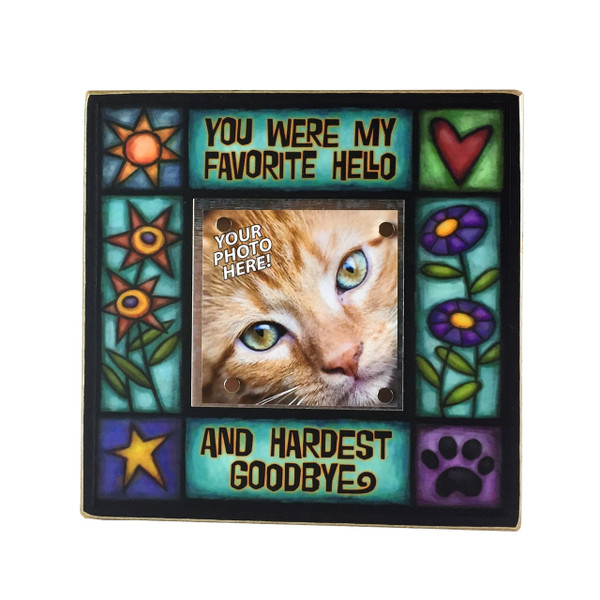 Wood Art Small Frame - You were my favorite
