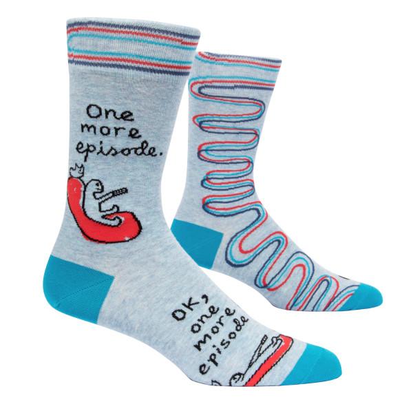 Men's Socks - One More Episode