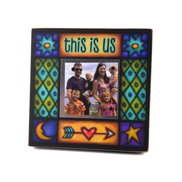 Wood Art Frames - This Is Us