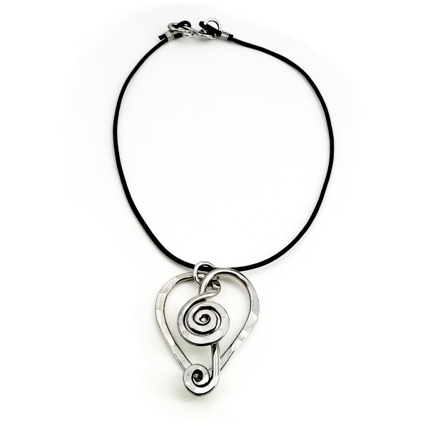 The Artist Jay - For the Love of Music Necklace