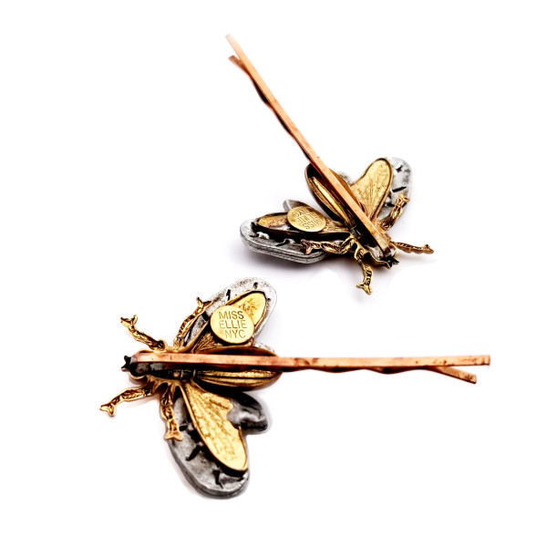 Miss Ellie NYC - Fire Fly Hair Pins