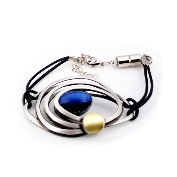 Christophe Poly Bracelet - Ripples