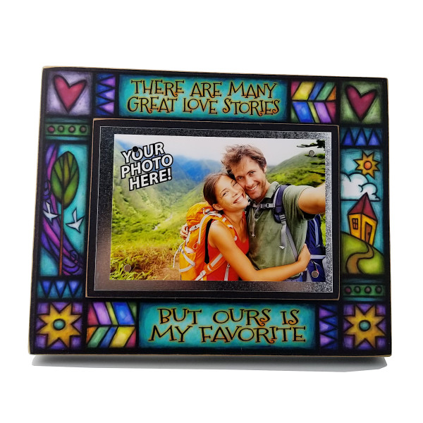 Wood Art Frames - Love Stories
