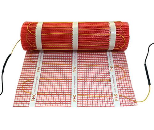 1m² underfloor heating mat for Under Tile 200