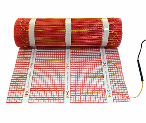 FHK 6m² In Screed Floor Heating Mat 200