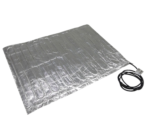 Mirror Demister for bathrooms: 0.6m by 0.6m