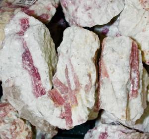 Tourmaline Red Rubellite