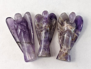 Amethyst Angel 2""