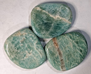 Amazonite Thought Stone
