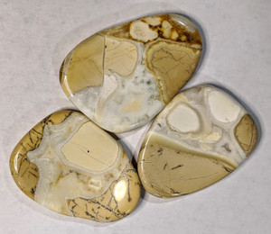 Brecciated Jasper Thought Stone
