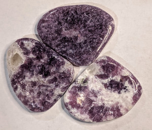 Lepidolite Thought Stone