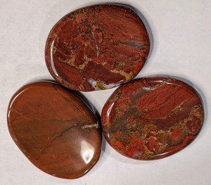 Red Jasper Thought Stone