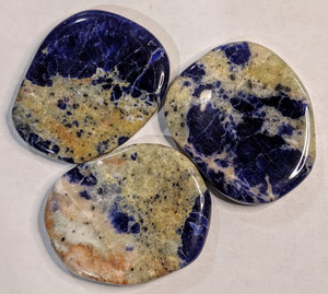 Sodalite Thought Stone
