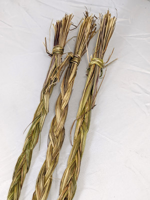 Braided Sweetgrass