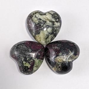 Eudialyte Heart