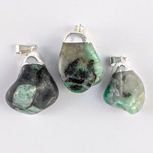 Tumbled Emerald 6.95