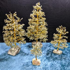 Green Aventurine Tree