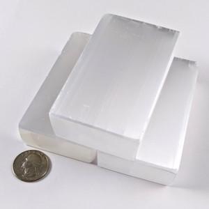 Selenite Soap Bar