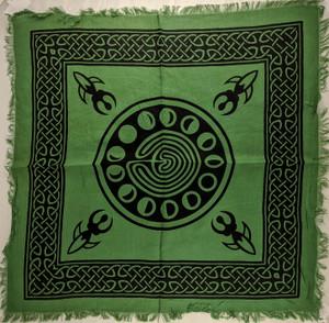 Green Altar Mat