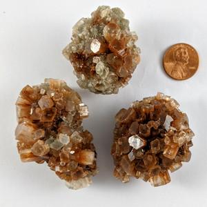 Aragonite Star Cluster