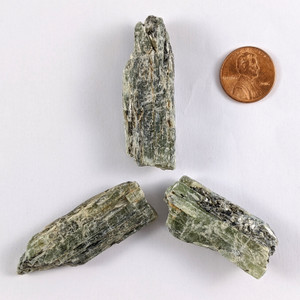 Green Kyanite Rough