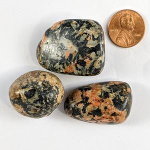 Red Dalmatian Granite