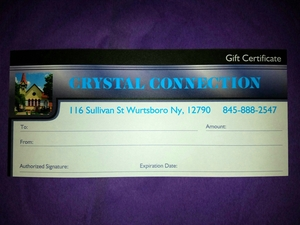 Gift Certificate $77