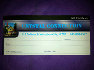 Gift Certificate $111