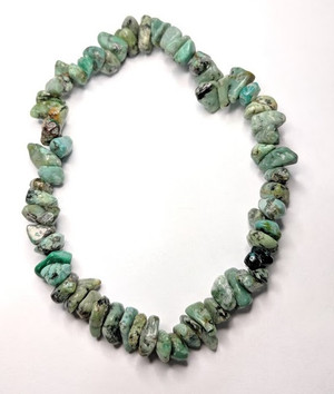 African Turquoise Chip