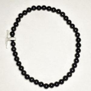 Black Tourmaline 4mm