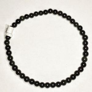 Rainbow Obsidian 4mm
