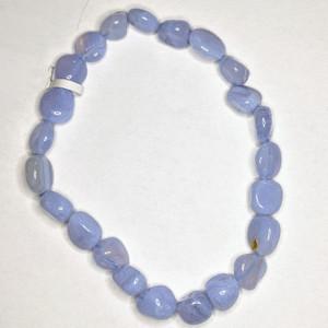 Blue Lace Agate Nugget 6-8mm