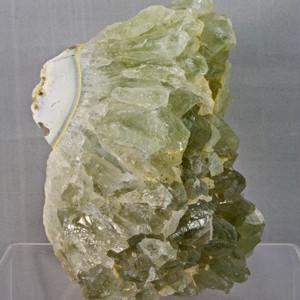 Amethyst Green (Prasiolite)