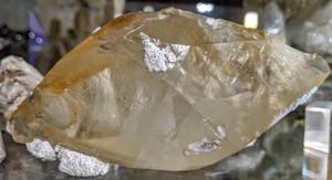 Calcite Stellar Beam