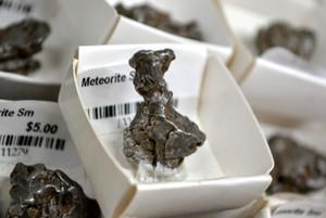 Meteorite Nickel Iron