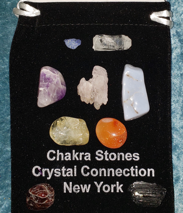 Crystal Connection's Chakra Set
