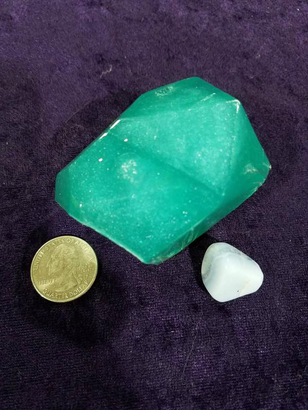 Crystal Soap Throat