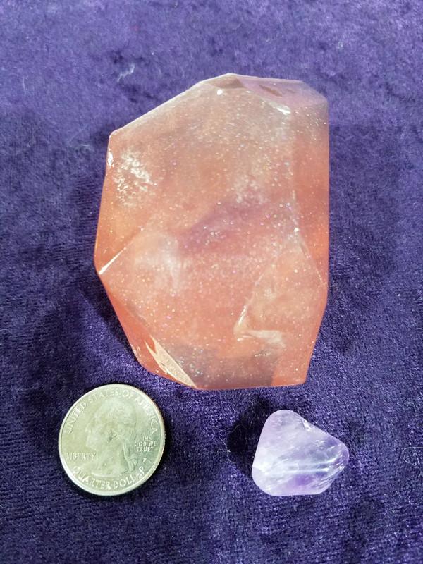 Crystal Soap Crown