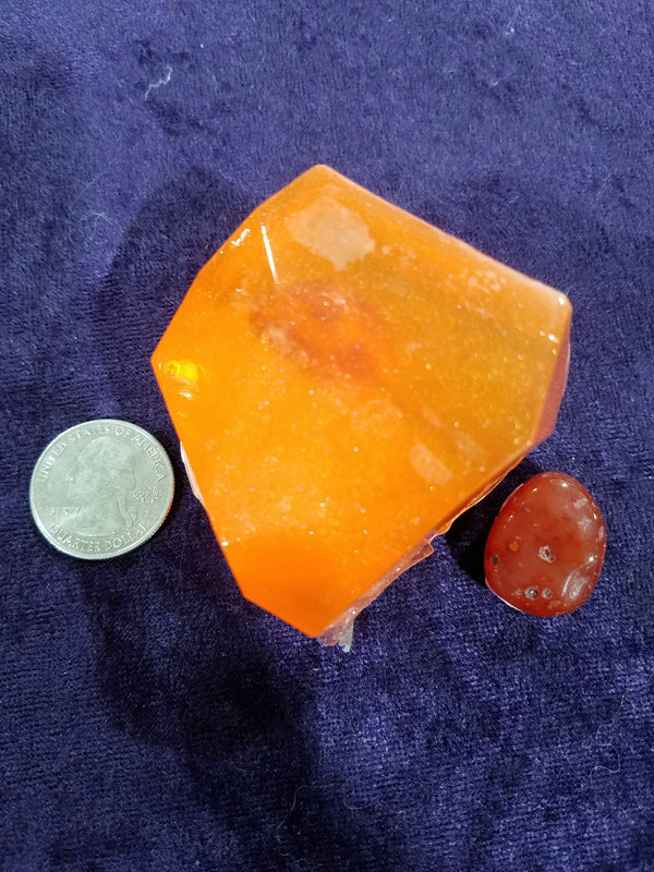 Crystal Soap Sacral